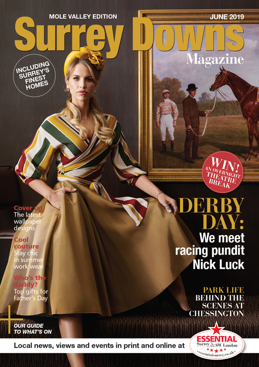 Magazines in Surrey & SW Lonodon