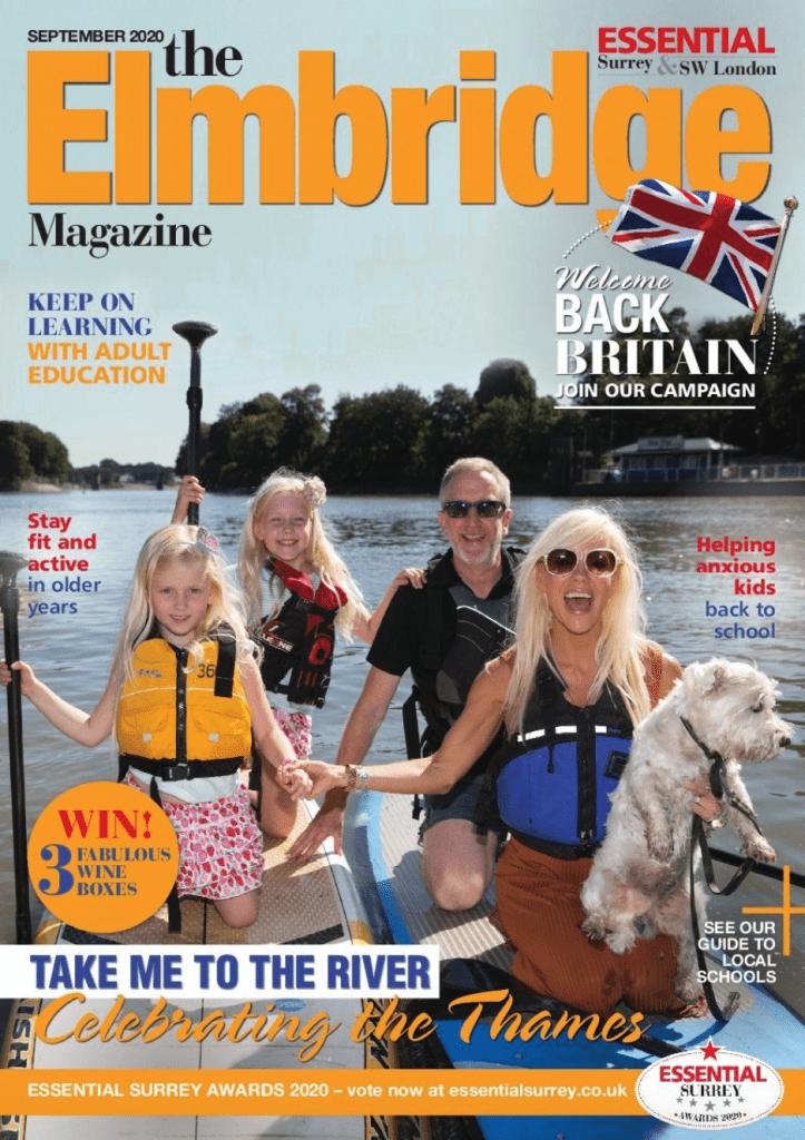 FC Elmbridge Magazine September 2020