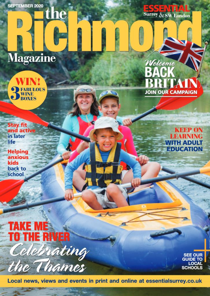 FC Richmond Magazine September 2020