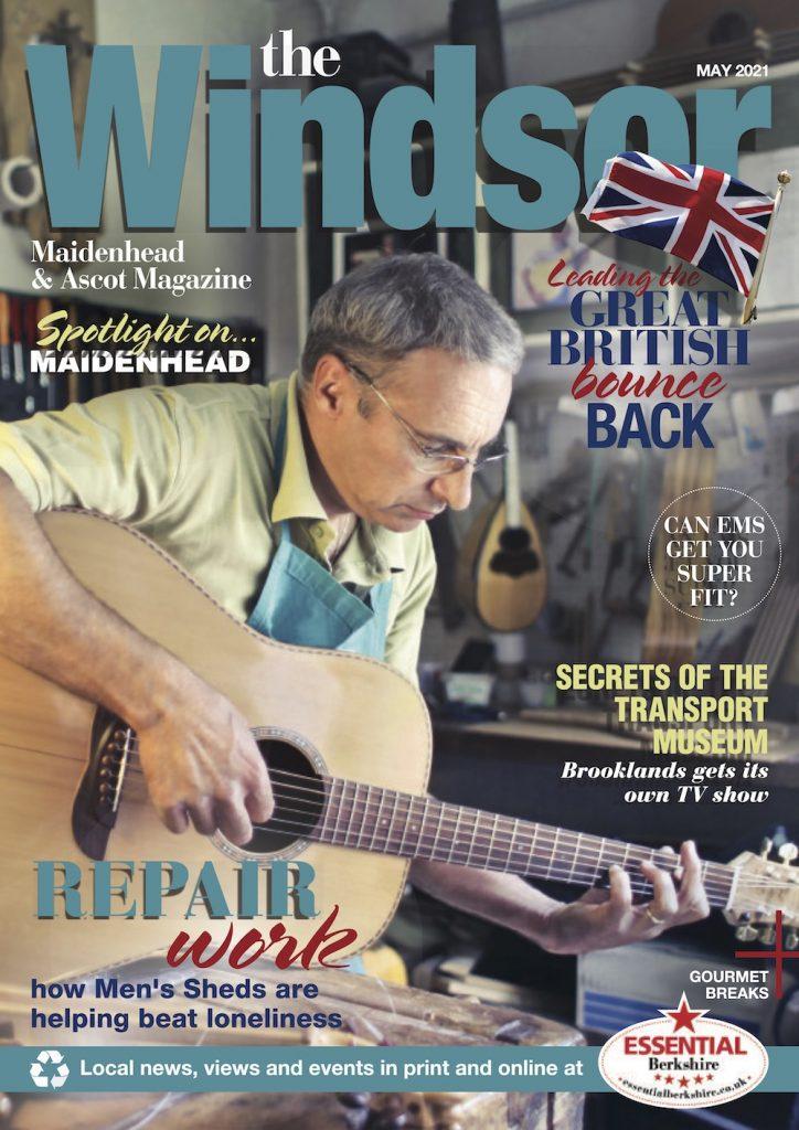 the windsor magazine fc may 2021