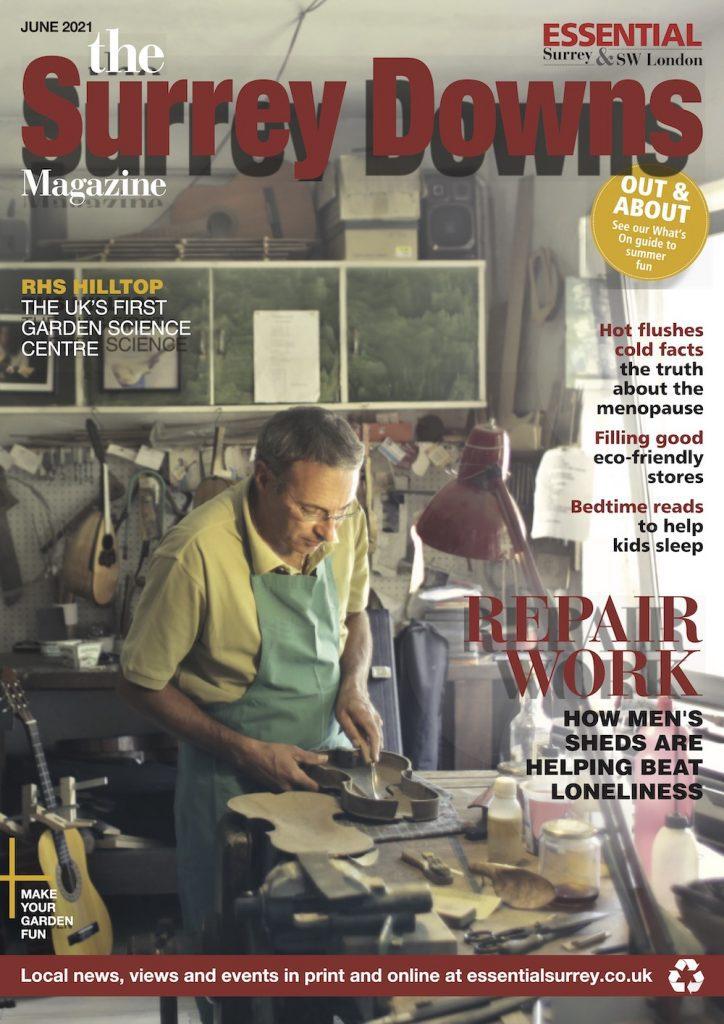 surrey downs magazine